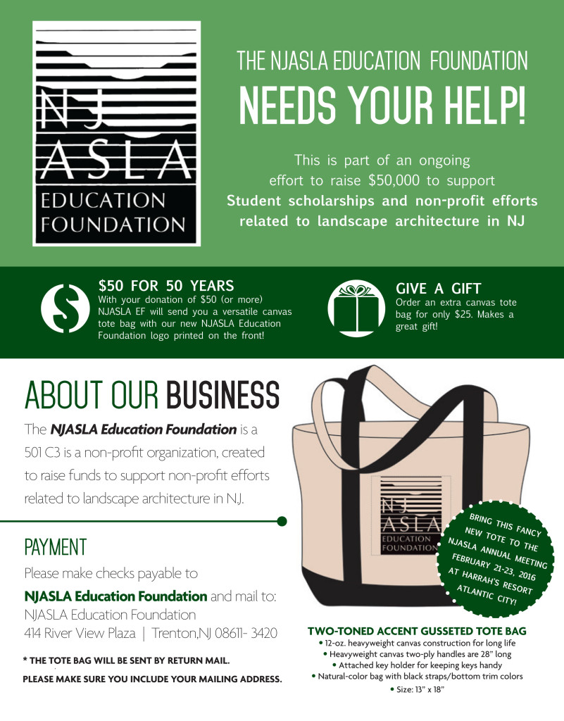 NJASLA Education Foundation