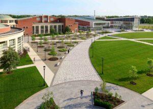 Rowan College at Burlington County Quad Transformation