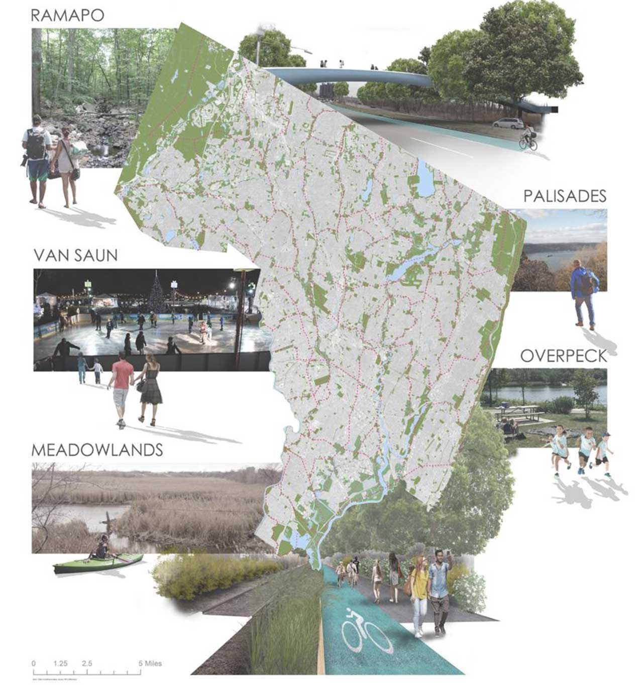 Bergen County Parks Master Plan