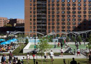 LeFrak City Revitalization