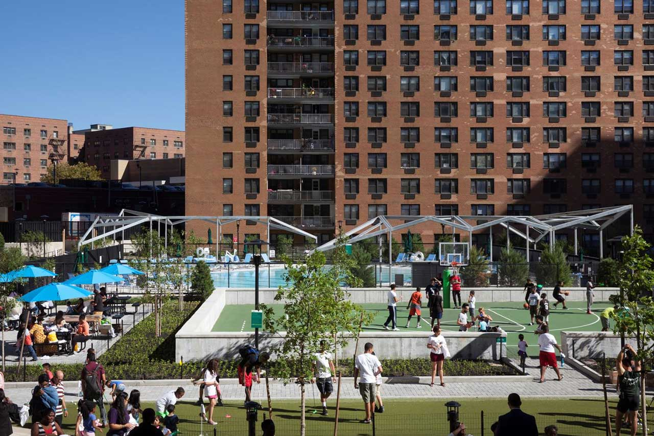 LeFrak City Revitalization