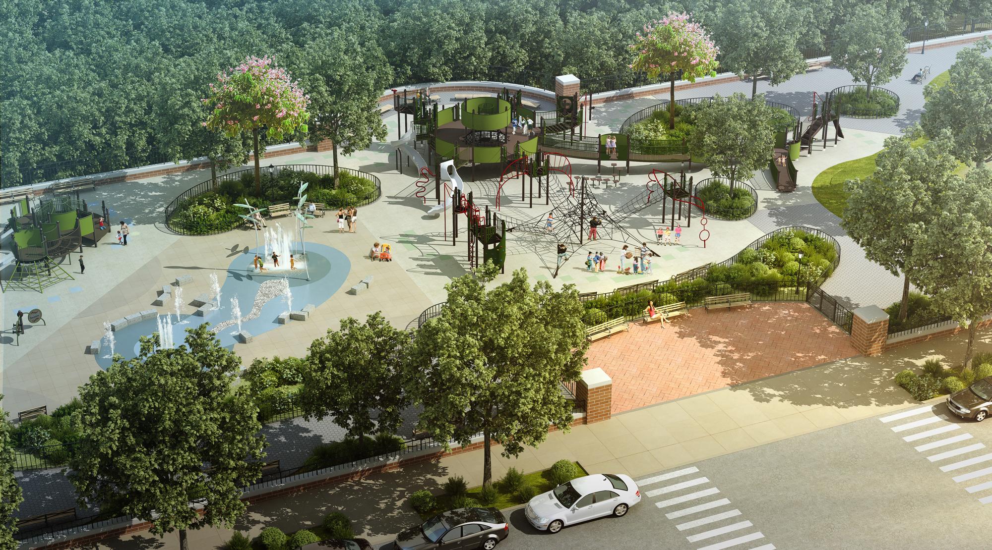 Highbridge Anchor Park Master Plan