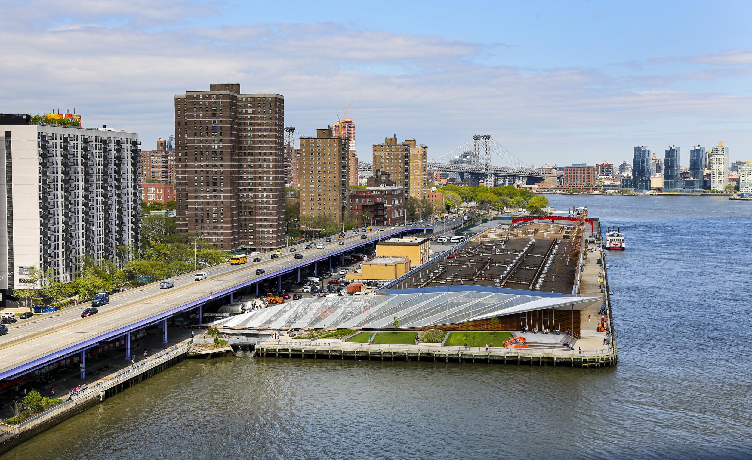 Pier 35 Waterfront Park