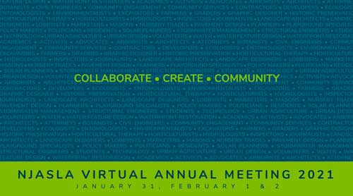 NJASLA Virtual Annual Meeting 2021